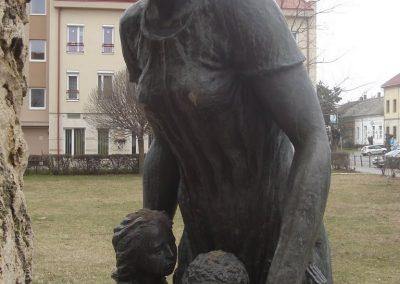 Monor II.vh emlékmű 2009.02.14. küldő-Huszár Peti (2)