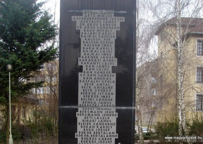 Monor II.vh emlékmű 2009.02.14. küldő-Huszár Peti (5)