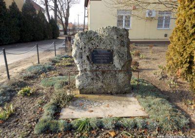 Monostorpályi Hősök kertje I. világháborús emlékmű 2018.01.27. küldő-kalyhas (1)