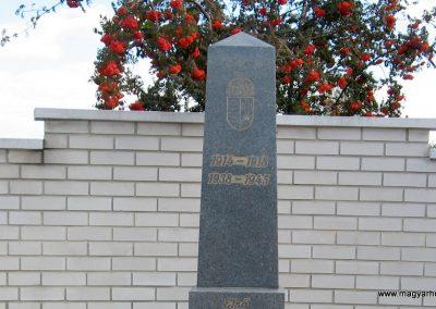 Muhi világháborús emlékmű 2007.09.20. küldő-kalyhas (1)