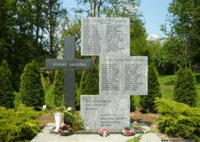 Muraátka Hősi emlékmű 2009.05.23.küldő-Ágca (2)