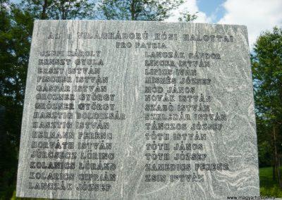 Muraátka Hősi emlékmű 2009.05.23.küldő-Ágca (3)