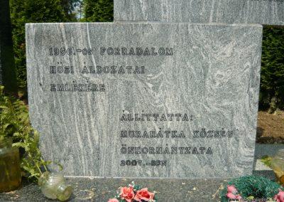 Muraátka Hősi emlékmű 2009.05.23.küldő-Ágca (6)