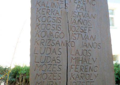 Murakeresztúr világháborús emlékmű 2013.10.17. küldő-Sümec (3)