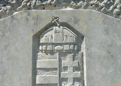 Muraszemenye - Felsőszemenye világháborús emlékmű 2012.07.10. küldő-Sümec (2)
