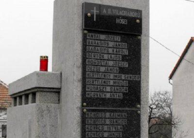Nárai II.vh emlékmű 2009.01.13. küldő-gyurkusz (2)