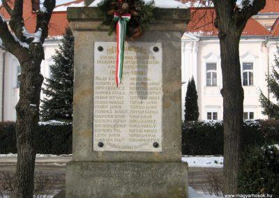 Nézsa világháborús emlékmű 2010.01.26. küldő-kalyhas (1)
