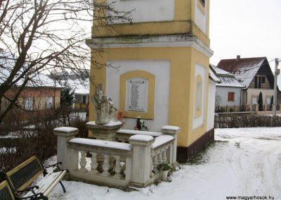 Nógrádsáp II.vh emléktábla 2010.01.26. küldő-kalyhas (1)