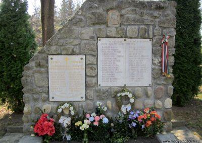 Nógrádsipek világháborús emlékmű 2012.04.03. küldő-kalyhas (2)
