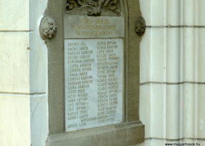 Nagyér - egykor Nagymajláth - világháborús emléktáblák 2013.06.15. küldő-Sümec (3)