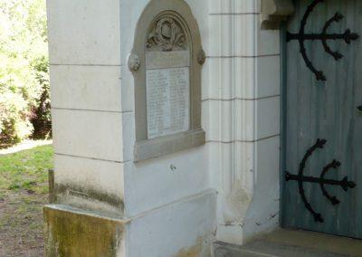 Nagyér - egykor Nagymajláth - világháborús emléktáblák 2013.06.15. küldő-Sümec