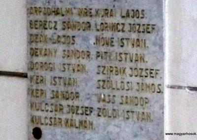 Nagyér - egykor Nagymajláth - világháborús emléktáblák 2013.06.15. küldő-Sümec (8)