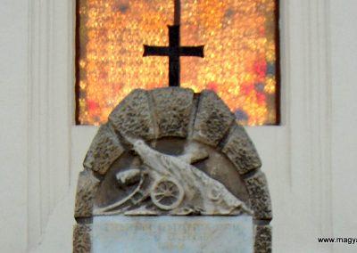 Nagybajcs világháborús emlékmű 2006.11.07. küldő-Hege