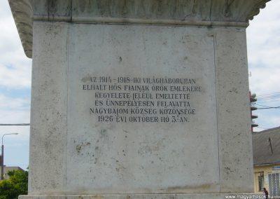 Nagybajom I.vh emlékmű 2007.06.23.küldő-Zsóki (4)