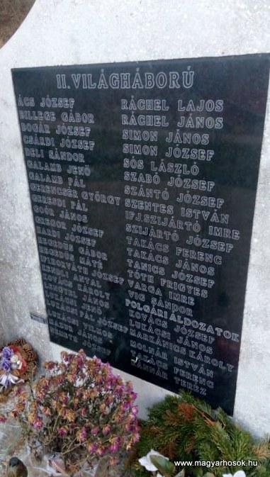 Nagybakónak világháborús emlékmű 2019.02.21. küldő-Kulik Gergely (10)