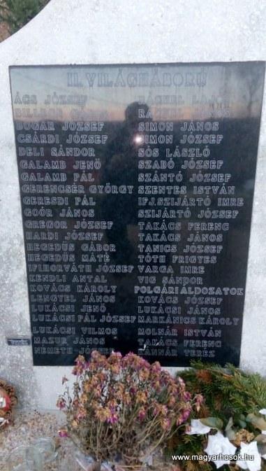 Nagybakónak világháborús emlékmű 2019.02.21. küldő-Kulik Gergely (9)