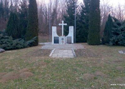 Nagybakónak világháborús emlékmű 2019.02.21. küldő-Kulik Gergely (Sümec)