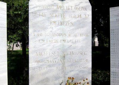 Nagyecsed világháborús emlékmű 2014.08.04. küldő-kalyhas (6)