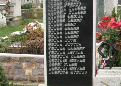 Nagyfüged világháborús emlékmű 2008.03.08. küldő-kalyhas (2)