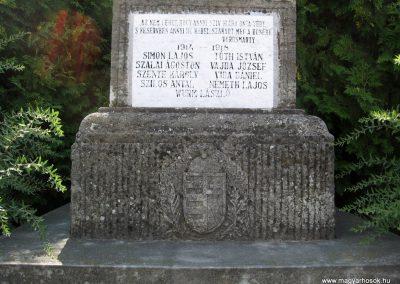Nagygyimót világháborús emlékmű 2010.07.21. küldő-kalyhas (3)