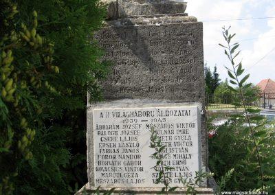 Nagygyimót világháborús emlékmű 2010.07.21. küldő-kalyhas (5)