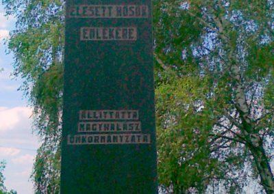 Nagyhalász világháborús emlékmű 2010.07.09. küldő-Csiszár Lehel (1)