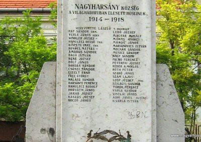 Nagyharsány I.vh emlékmű 2010.05.30. küldő-Mistel (3)