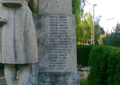 Nagyigmánd I.vh emlékmű 2011.05.29. küldő-Csiszár Lehel (14)