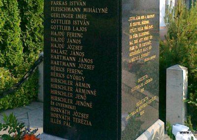Nagyigmánd II.vh emlékmű 2011.05.29. küldő-Csiszár Lehel (6)