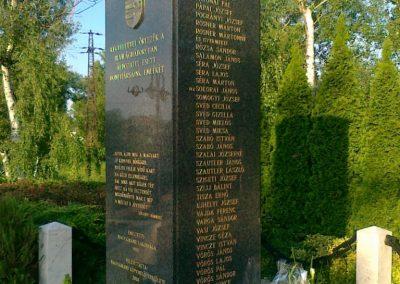 Nagyigmánd II.vh emlékmű 2011.05.29. küldő-Csiszár Lehel (8)