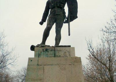 Nagykáta I. világháborús emlékmű 2012.12.28. küldő-Kurunczi István (2)