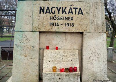 Nagykáta I. világháborús emlékmű 2012.12.28. küldő-Kurunczi István (3)