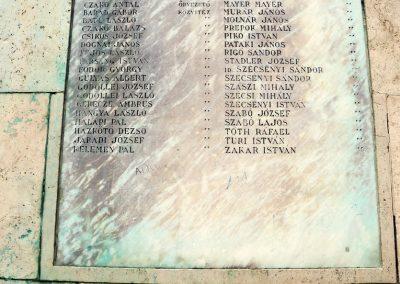Nagykáta I. világháborús emlékmű 2012.12.28. küldő-Kurunczi István (4)