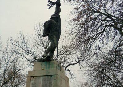 Nagykáta I. világháborús emlékmű 2012.12.28. küldő-Kurunczi István (7)