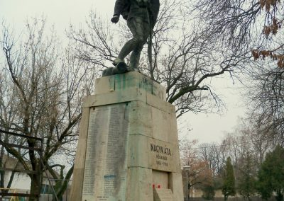 Nagykáta I. világháborús emlékmű 2012.12.28. küldő-Kurunczi István (9)