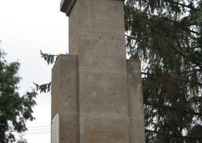 Nagykökényes I.vh emlékmű 2009.11.09. küldő-kalyhas (14)