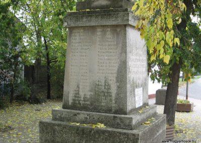 Nagykörü I.vh emlékmű 2008.10.23. küldő-Kályhás (5)