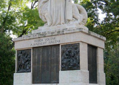 Nagykőrös I. világháborús emlékmű 2014.10.12. küldő-Emese (10)