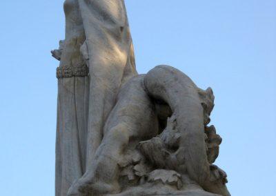 Nagykőrös I. világháborús emlékmű 2014.10.12. küldő-Emese (12)