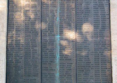 Nagykőrös I. világháborús emlékmű 2014.10.12. küldő-Emese (18)