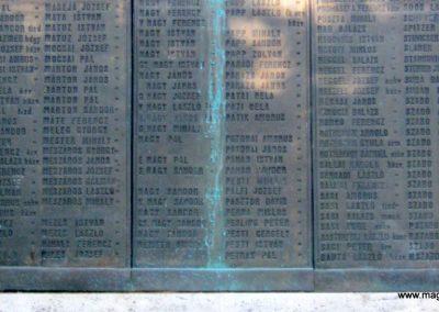Nagykőrös I. világháborús emlékmű 2014.10.12. küldő-Emese (20)
