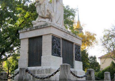 Nagykőrös I. világháborús emlékmű 2014.10.12. küldő-Emese (26)