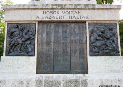 Nagykőrös I. világháborús emlékmű 2014.10.12. küldő-Emese (3)