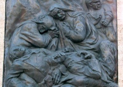 Nagykőrös I. világháborús emlékmű 2014.10.12. küldő-Emese (4)