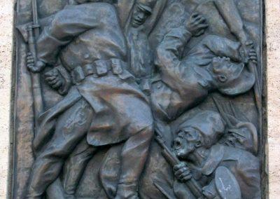 Nagykőrös I. világháborús emlékmű 2014.10.12. küldő-Emese (8)