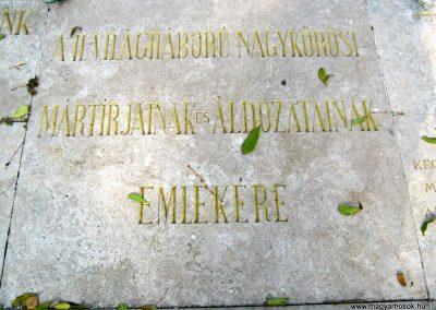 Nagykőrös II. világháborús emlékmű 2014.10.12. küldő-Emese (12)