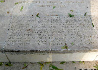 Nagykőrös II. világháborús emlékmű 2014.10.12. küldő-Emese (17)