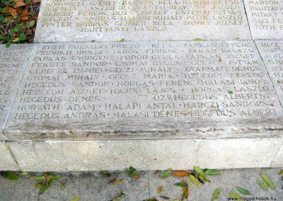 Nagykőrös II. világháborús emlékmű 2014.10.12. küldő-Emese (6)