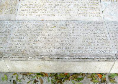 Nagykőrös II. világháborús emlékmű 2014.10.12. küldő-Emese (8)