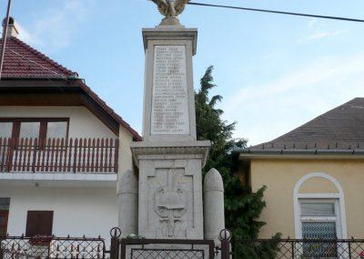 Nagykanizsa - Bagola világháborús emlékmű 2013.05.26. küldő-Sümec (2)
